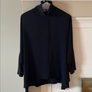 Lou and Grey turtleneck blouse